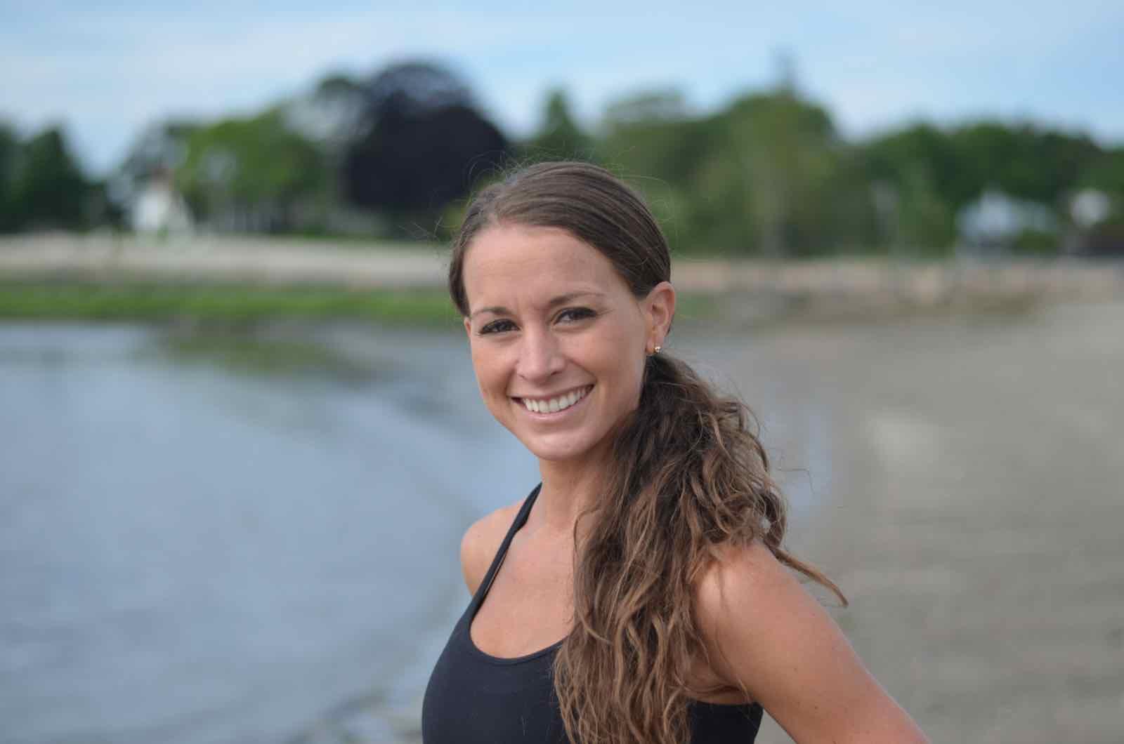 meet ashley curran fitness